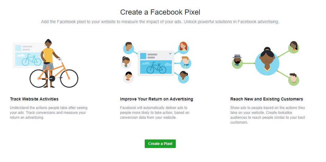 Create a pixel