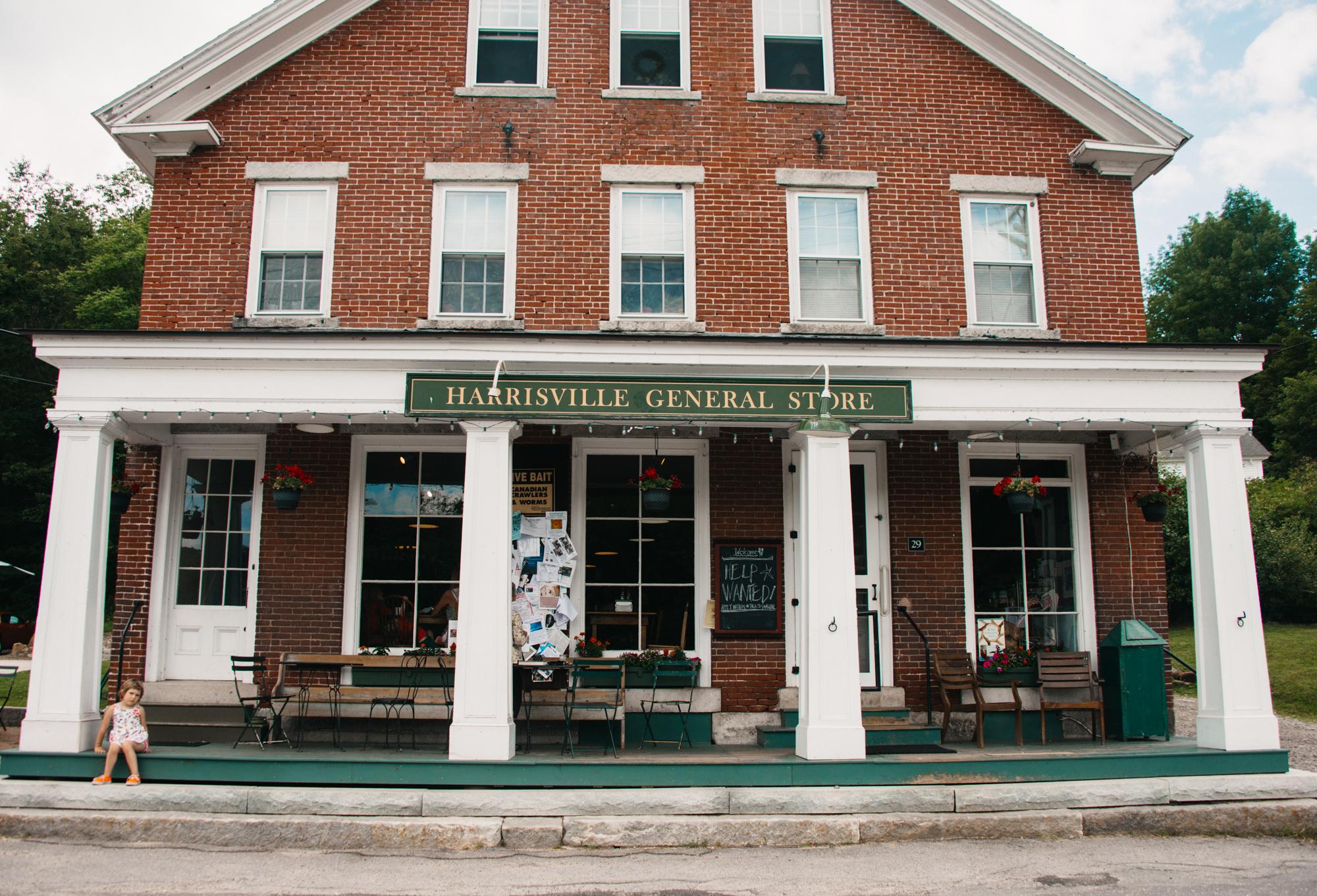 Harrisville General Store in Harrisville, New Hampshire