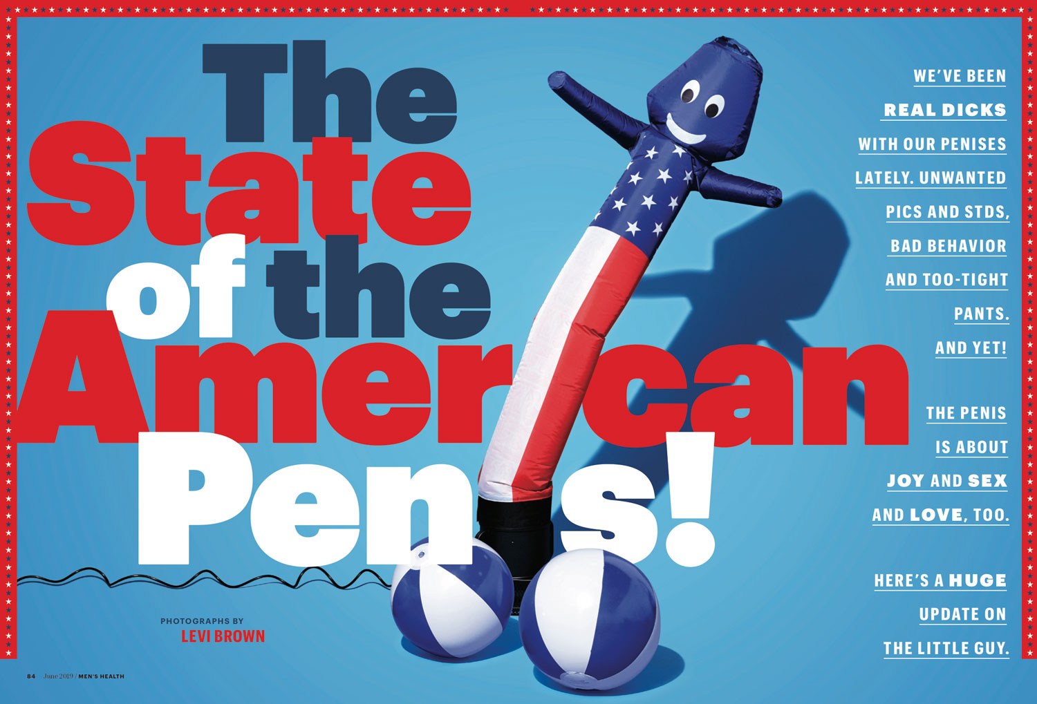 State of the American Penis // Men's Health