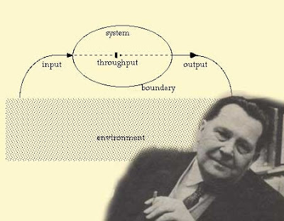Bertalanffy's ideas were developed into a General Systems Theory....