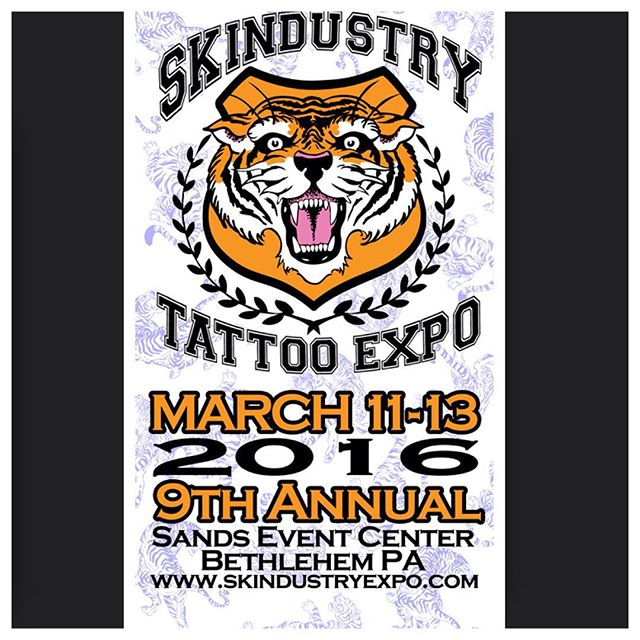 BETHLEHEM! I will be tattooing all three days at this years Skindustry Tattoo Expo. I am booking appointments now, so if you're interested in having something done shoot me a line at sbraytontattoos@gmail.com. I will also keep some free time for walk ups and will have plenty of drawings to choose from.