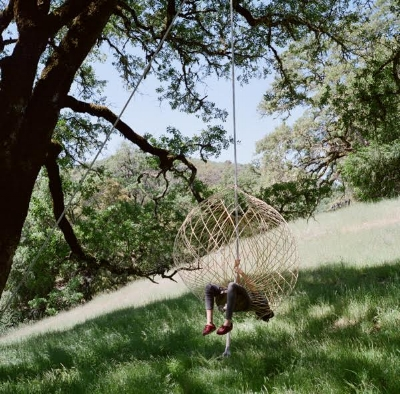 - One weekend in April 2016, a group of artists were brought together on land in Ukiah, California to research the sculptural objects of Amsterdam-based sculptor, Maria Blaisse. Over the course of three days, each artist experimented with Blaisse's