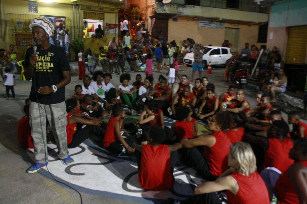 Rua Baixo da Paz, Bairro Cosme de Farias - Salvador Bahia, Brasil. 2018