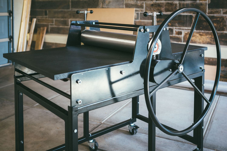 Studio Model Etching Press