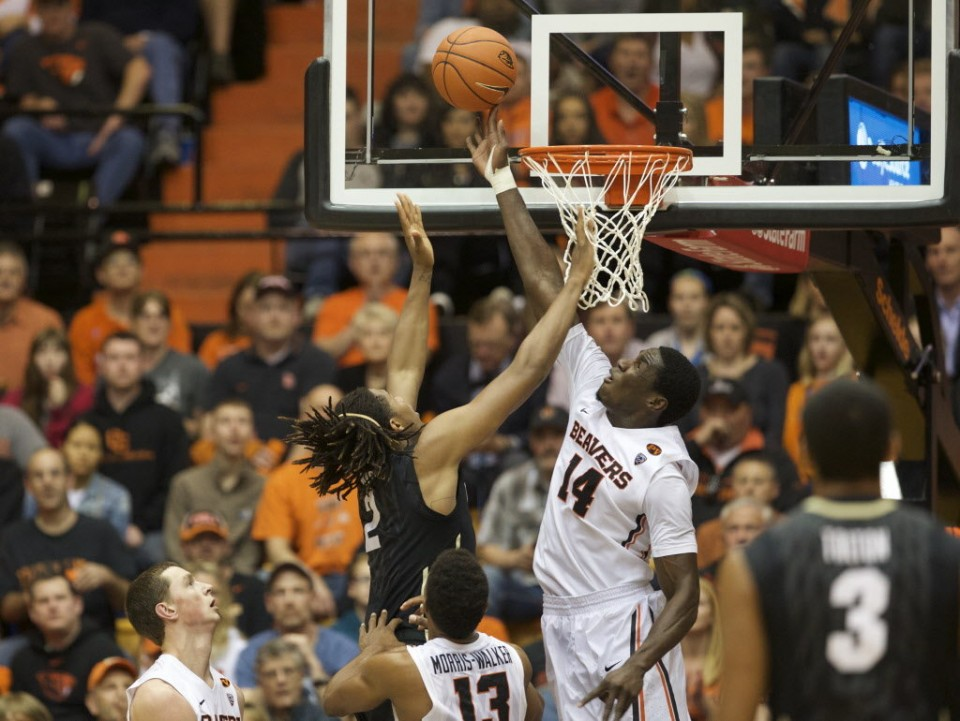 Daniel Gomis finished his college career with a berth in the NCAA Tournament
