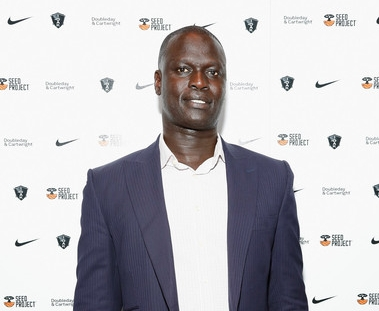 Amadou Fall    NBA Africa   SEED Founder, Chairman