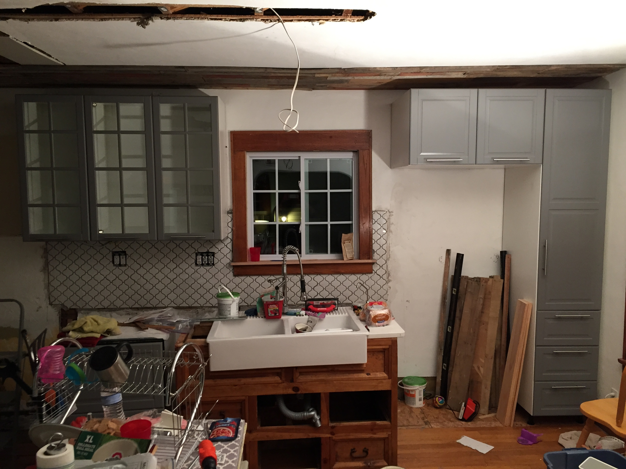 Home Work - Home remodeling, re-purposed builds + crafty goodness all around