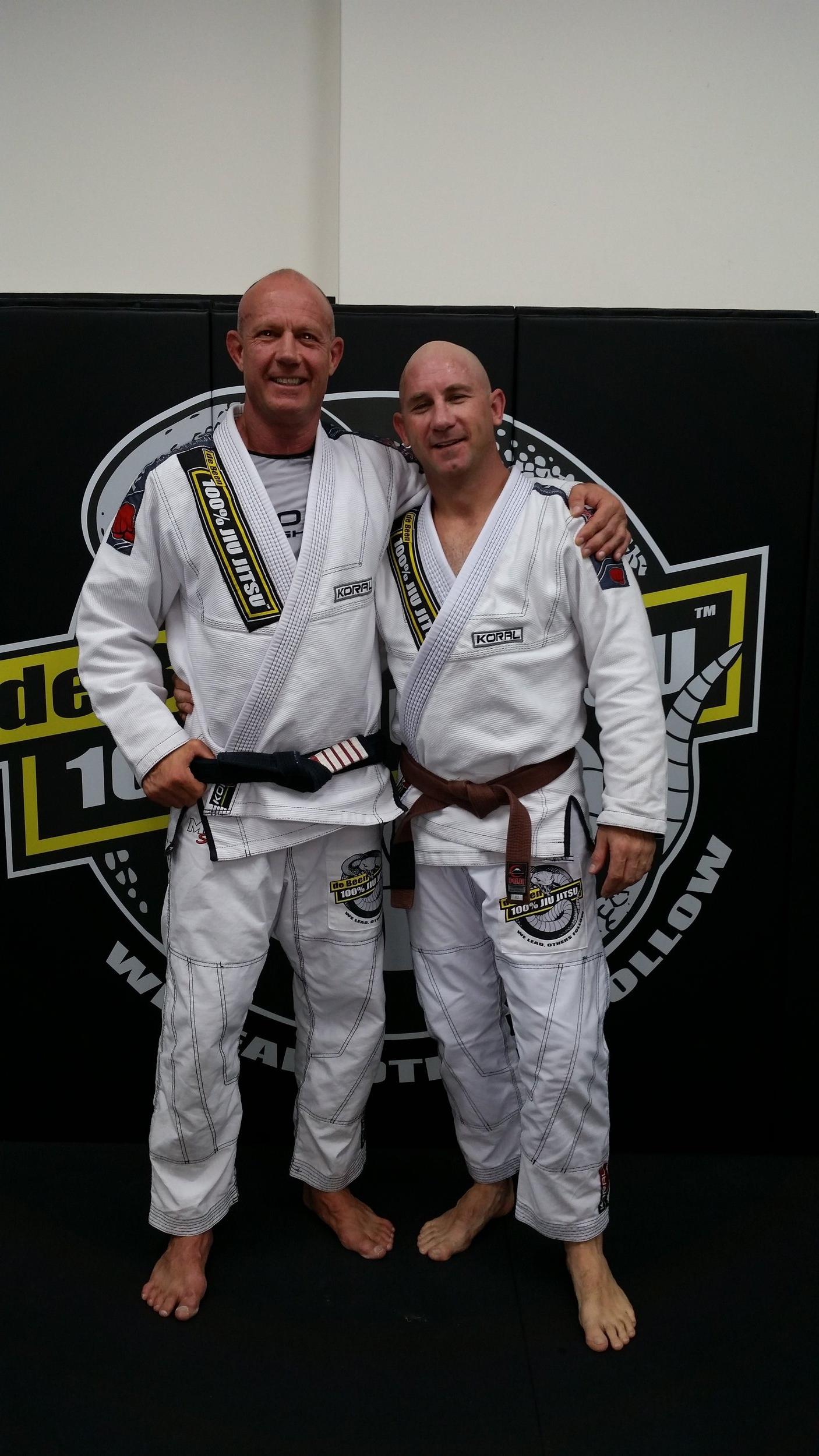 Wodonga VIC — de Been 100% Jiu Jitsu