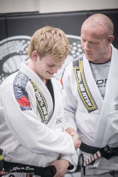 de Been 100% Jiu Jitsu | Peter de Been Black Belts — de Been