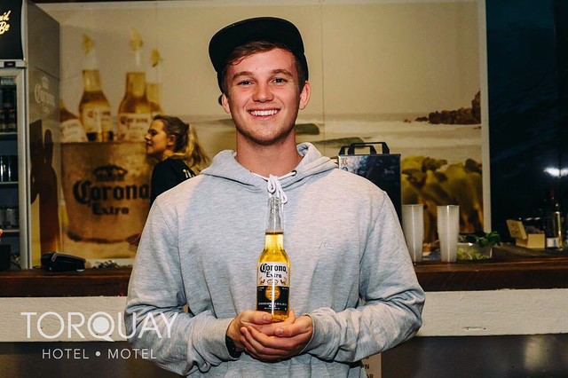Just some promo for my new sponsor @corona