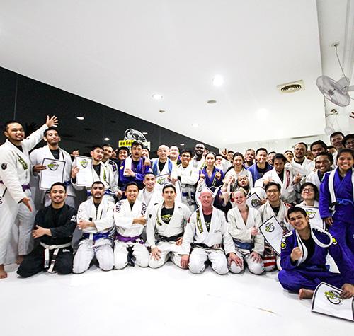 Jakarta INDO — de Been 100% Jiu Jitsu