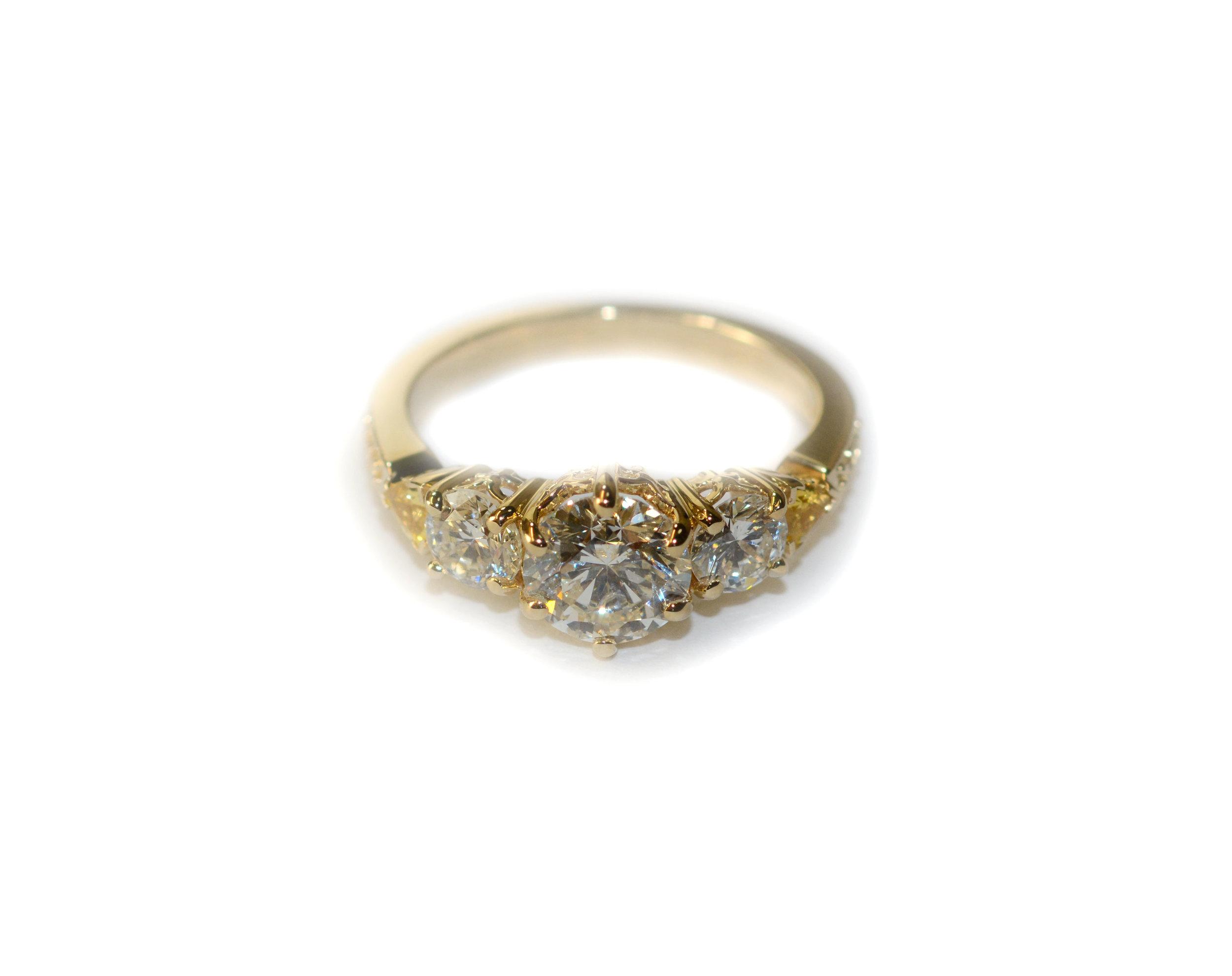 DMJ Three stone diamond yellow sapphires ER.jpg