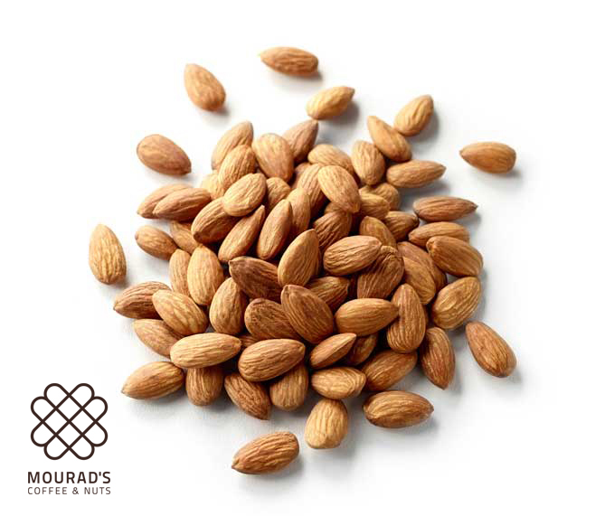 Almonds Dry Roasted Salted/Unsalted