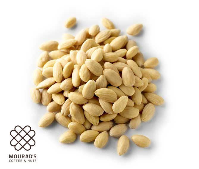 Almond Raw Blanched