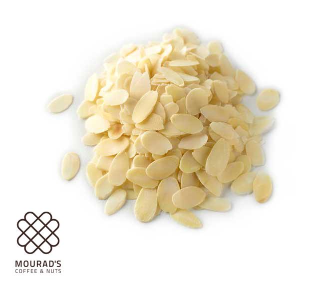 Almond Raw Sliced