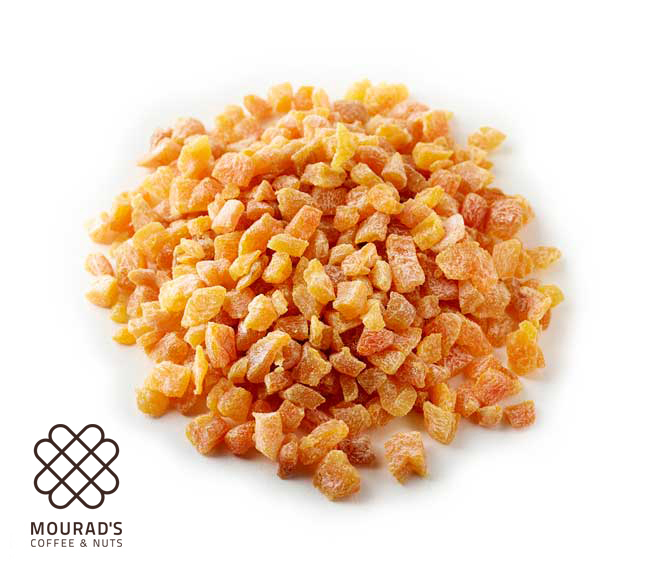 Apricot Dried & Diced