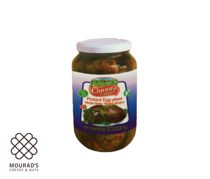 Eggplant Pickled 1kg