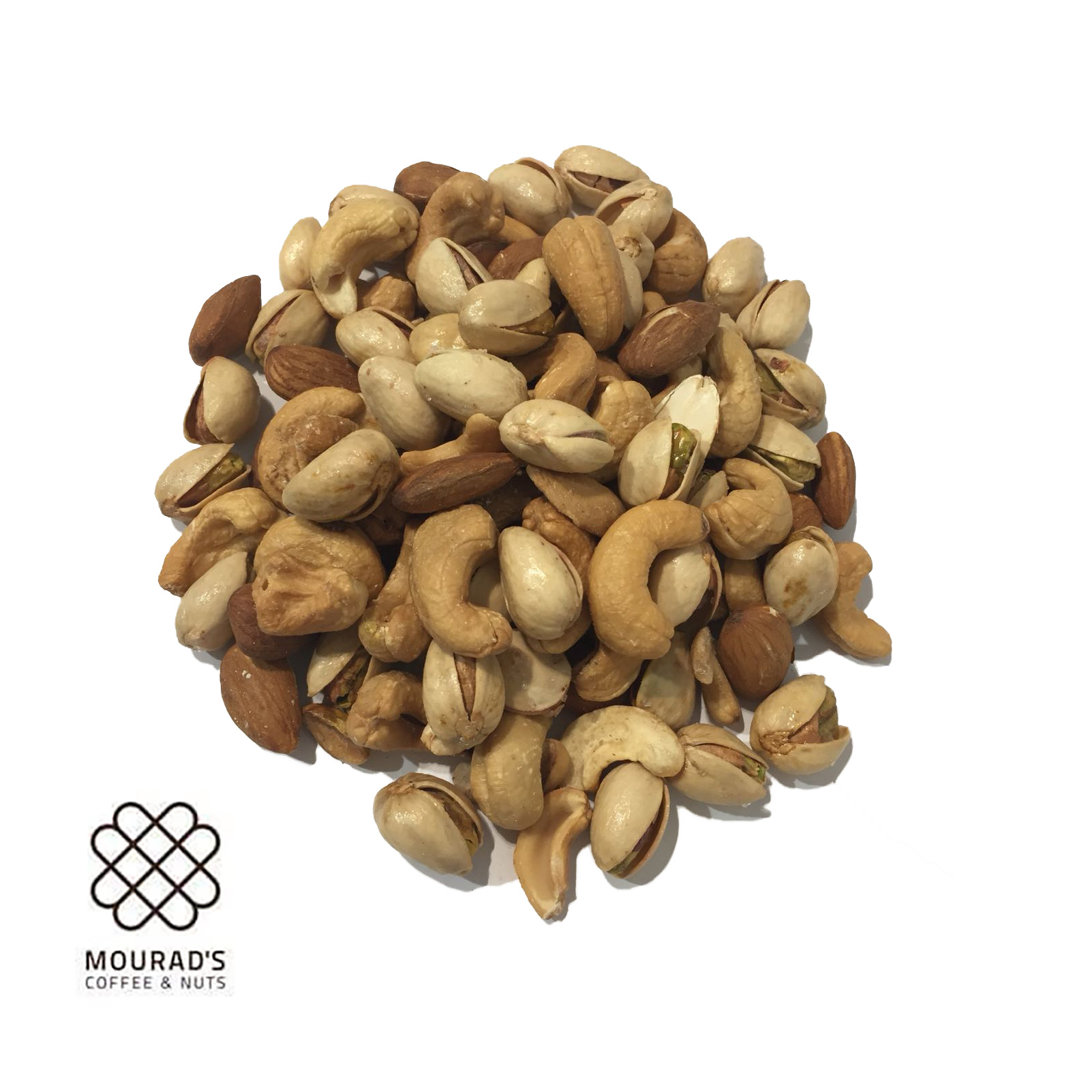 Dry Roasted Mixed Nuts (Salted/Unsalted)