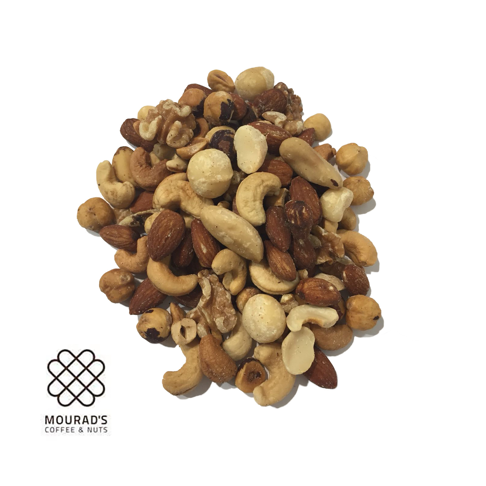 Premium Mixed Nuts (Salted/Unsalted)