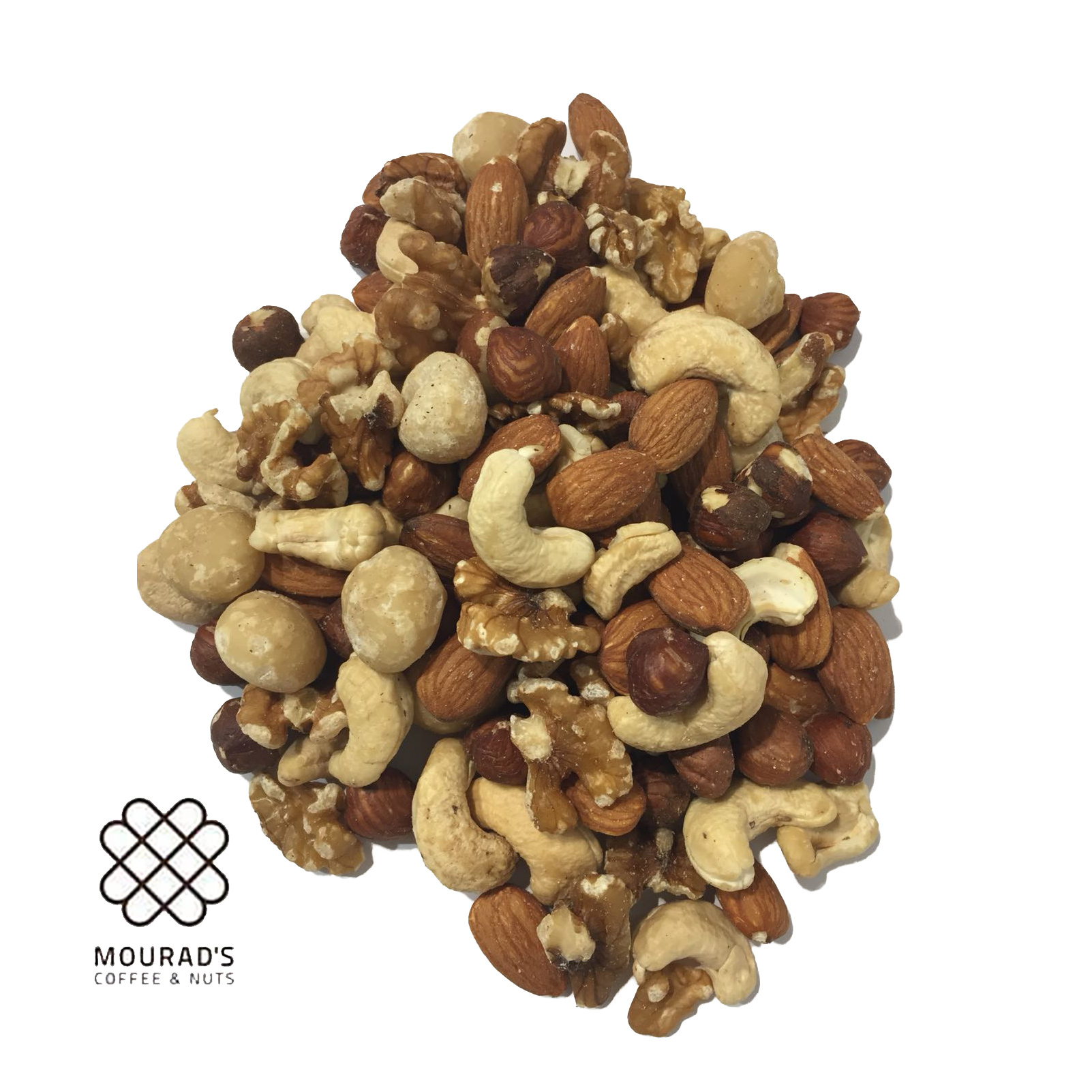 Raw Premium Mixed Nuts