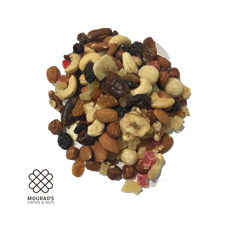 Premium Fruit and Nuts