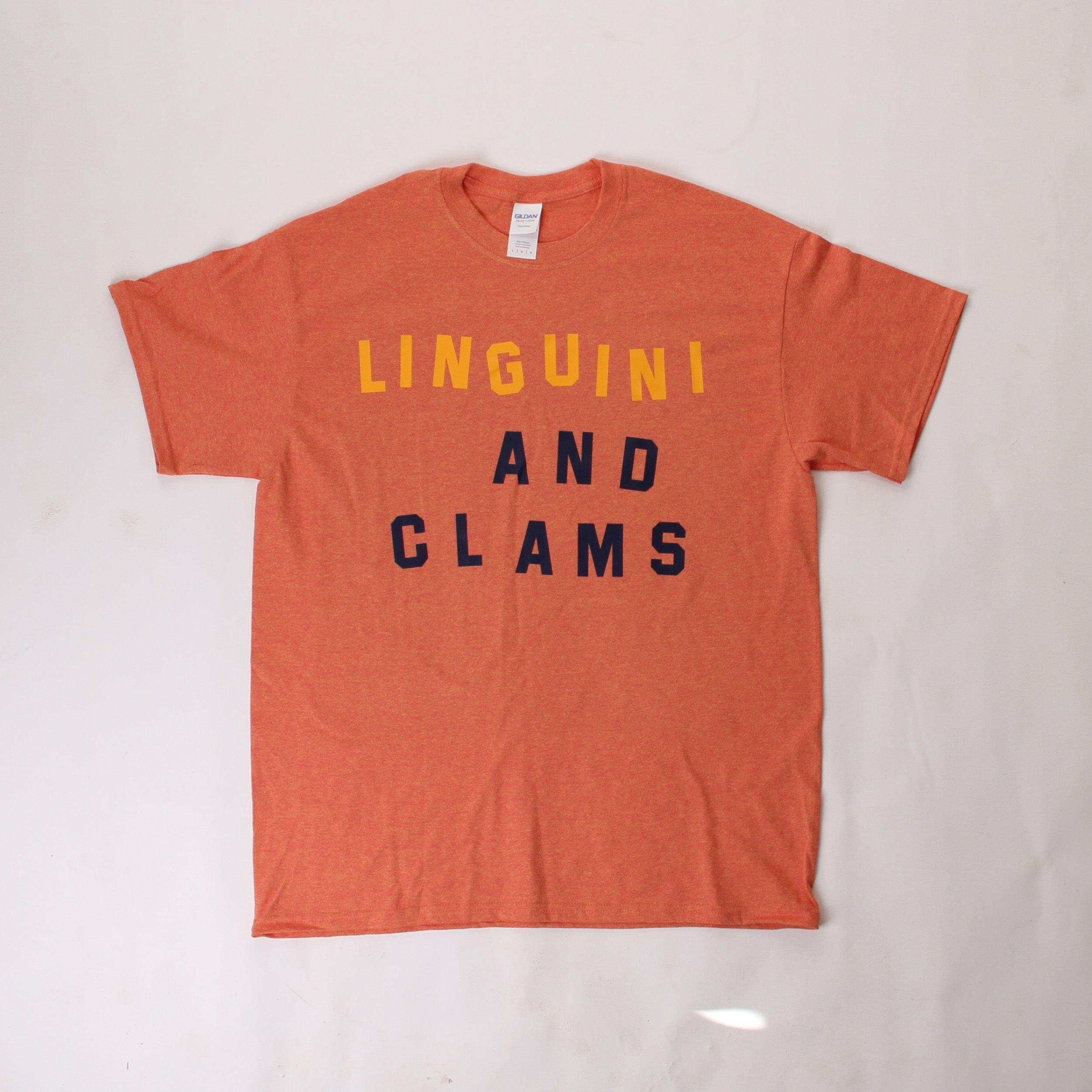 Linguini + Clams $25