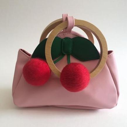 Cherry Purse $58