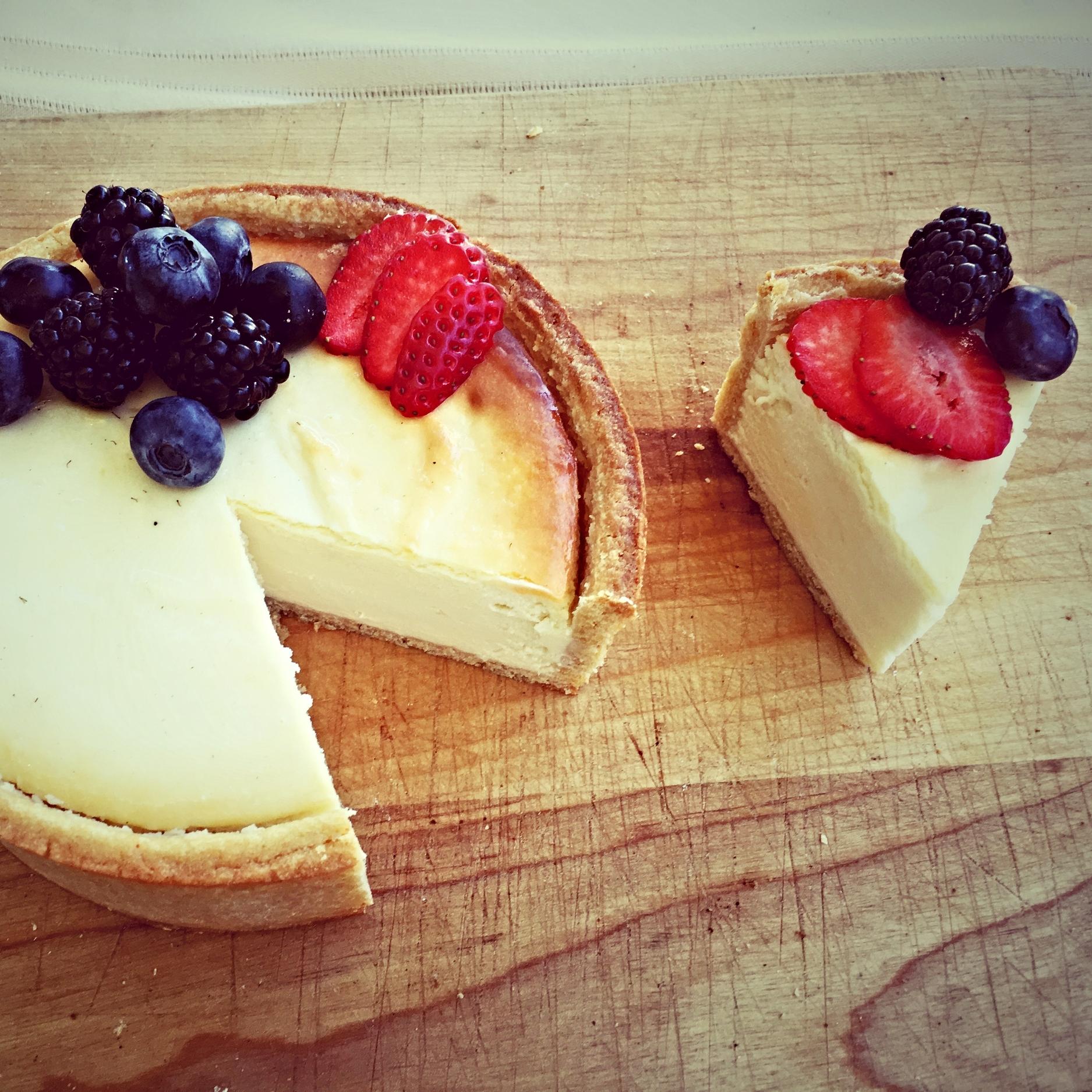 OMG Cheesecake
