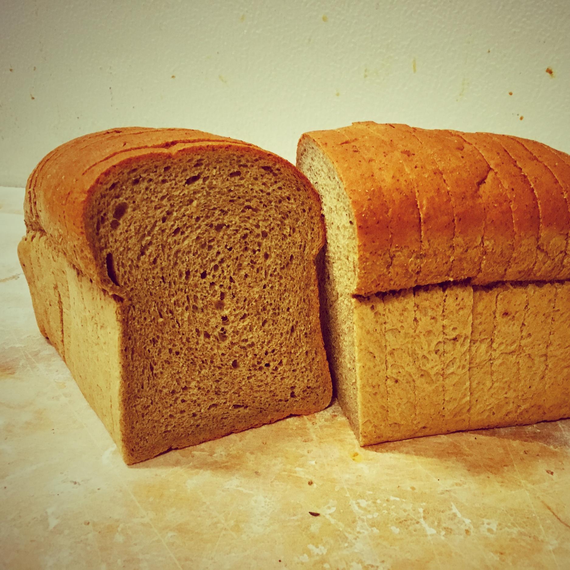 Sourdough Whole Wheat