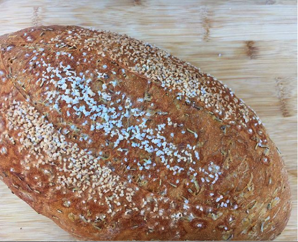 Salted Rosemary