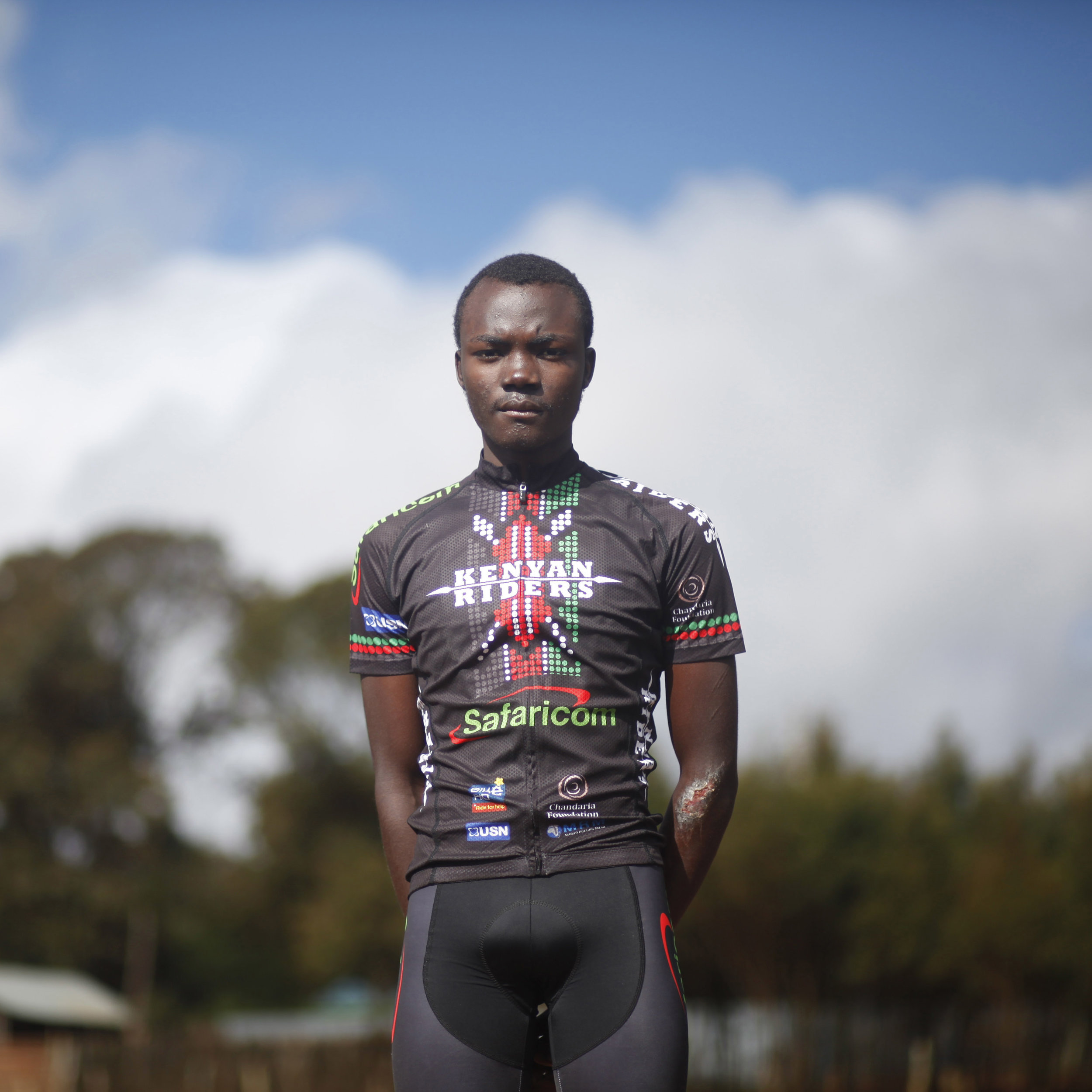 Kariuki. Our Nakuru pioneer.