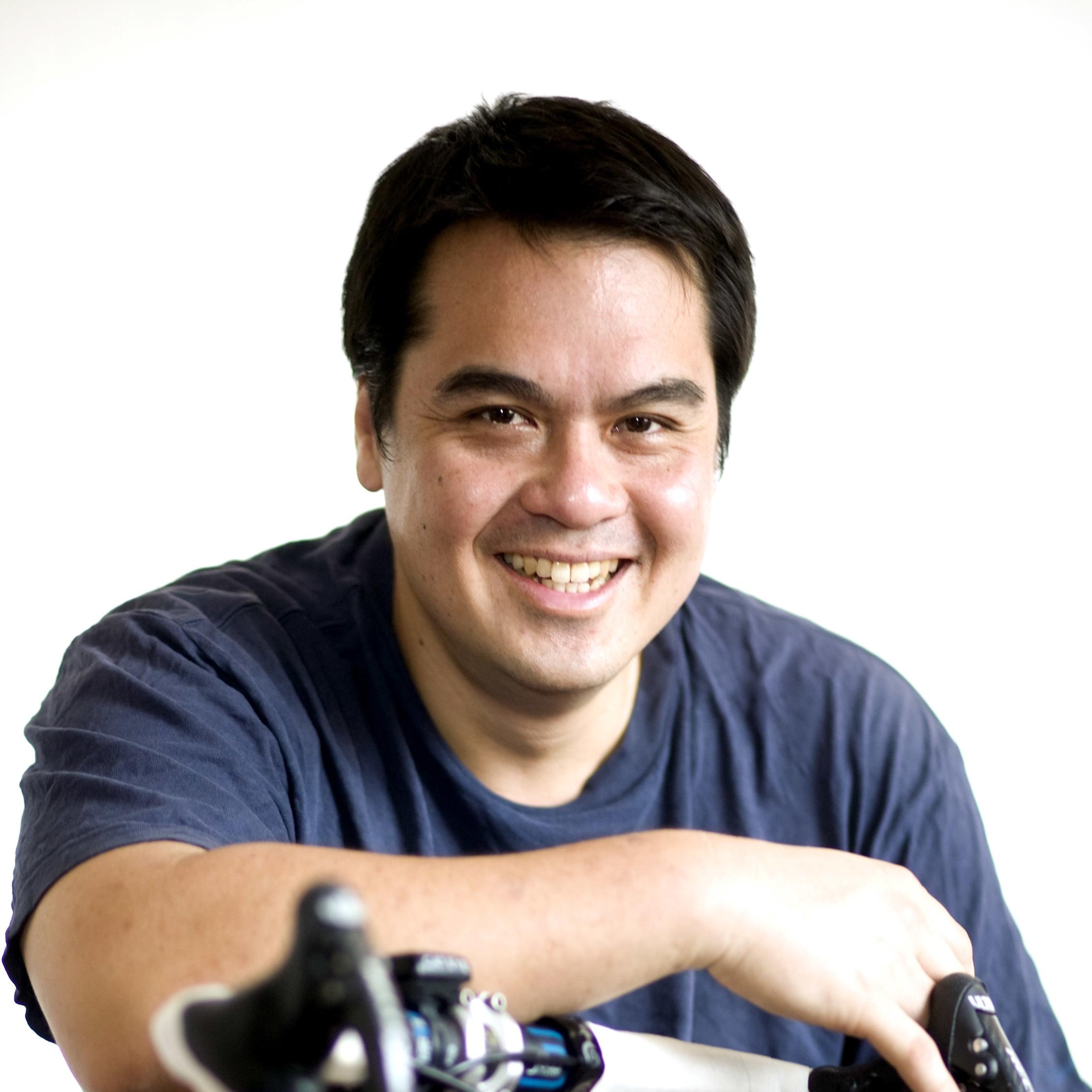 Nicholas Leong, founder