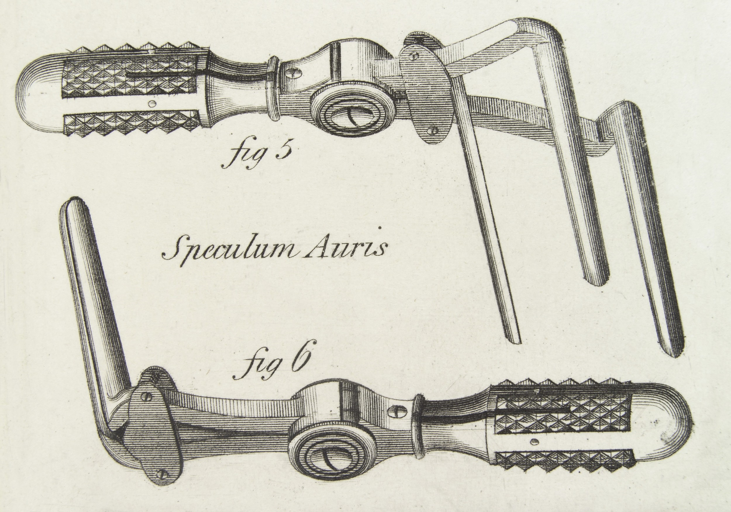 Speculum auris, made by John Weiss, 1831. Credit: Wellcome Library, London. Wellcome Images.