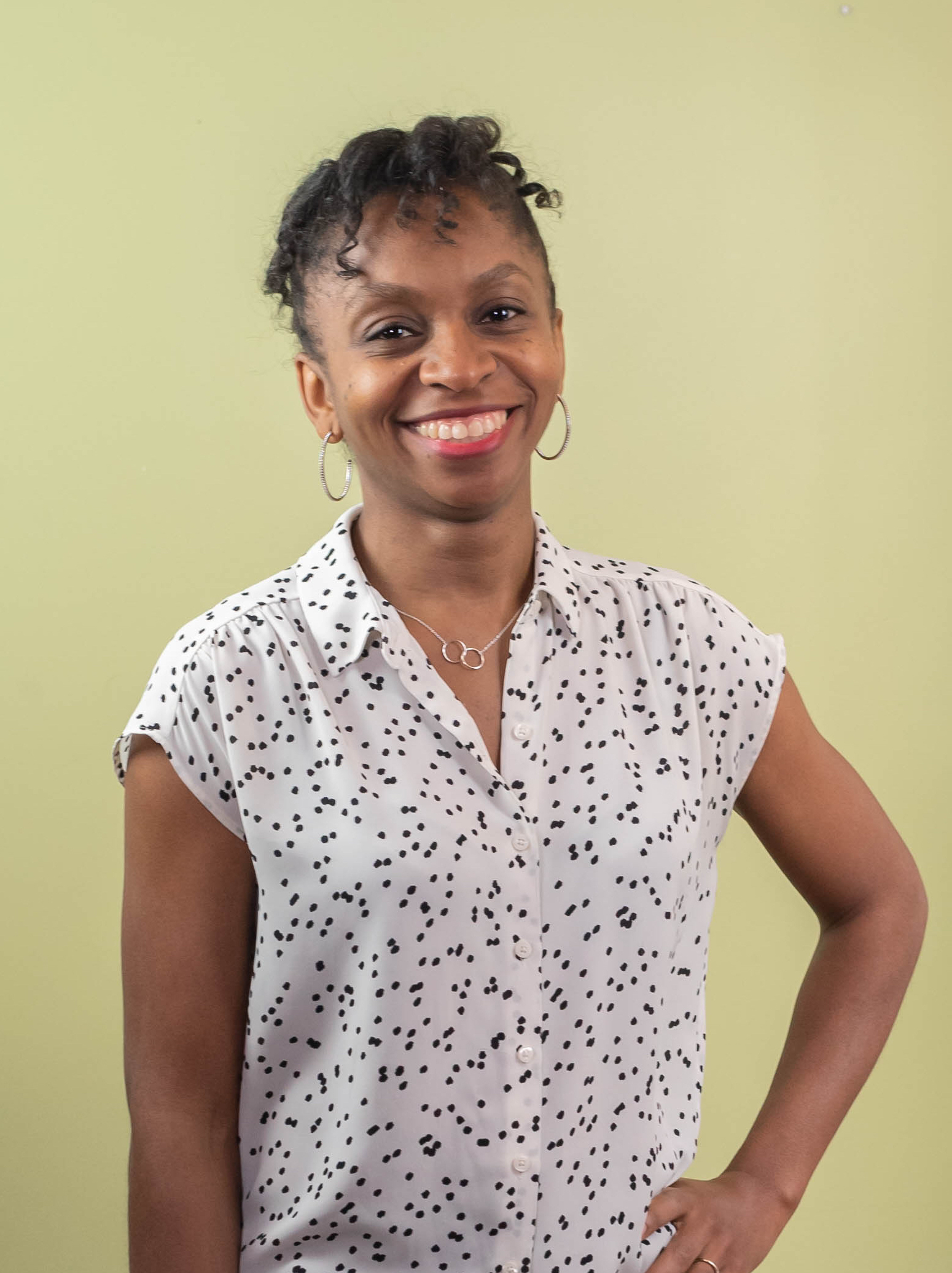 Dr. Ann Udofia specializes in pelvic health physical therapy. (Photo courtesy of Dr. Ann Udofia)