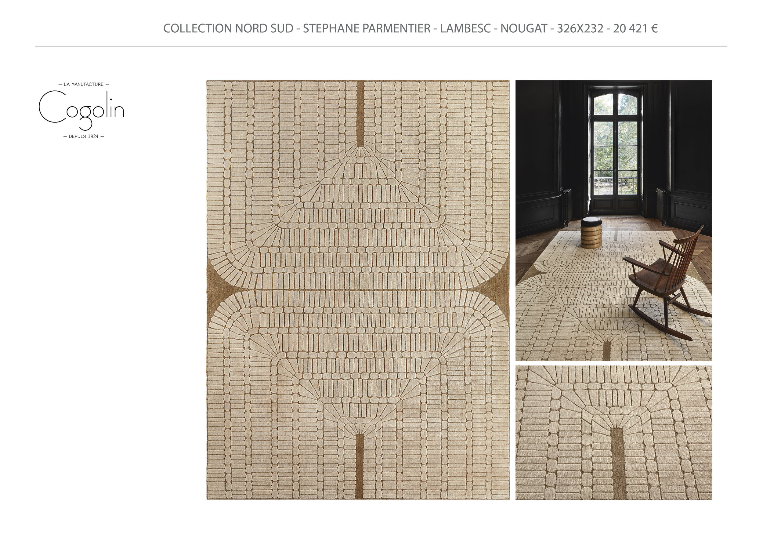 COLLECTION NORD SUD - STEPHANE PARMENTIER - LAMBESC - NOUGAT - 326X232.jpg