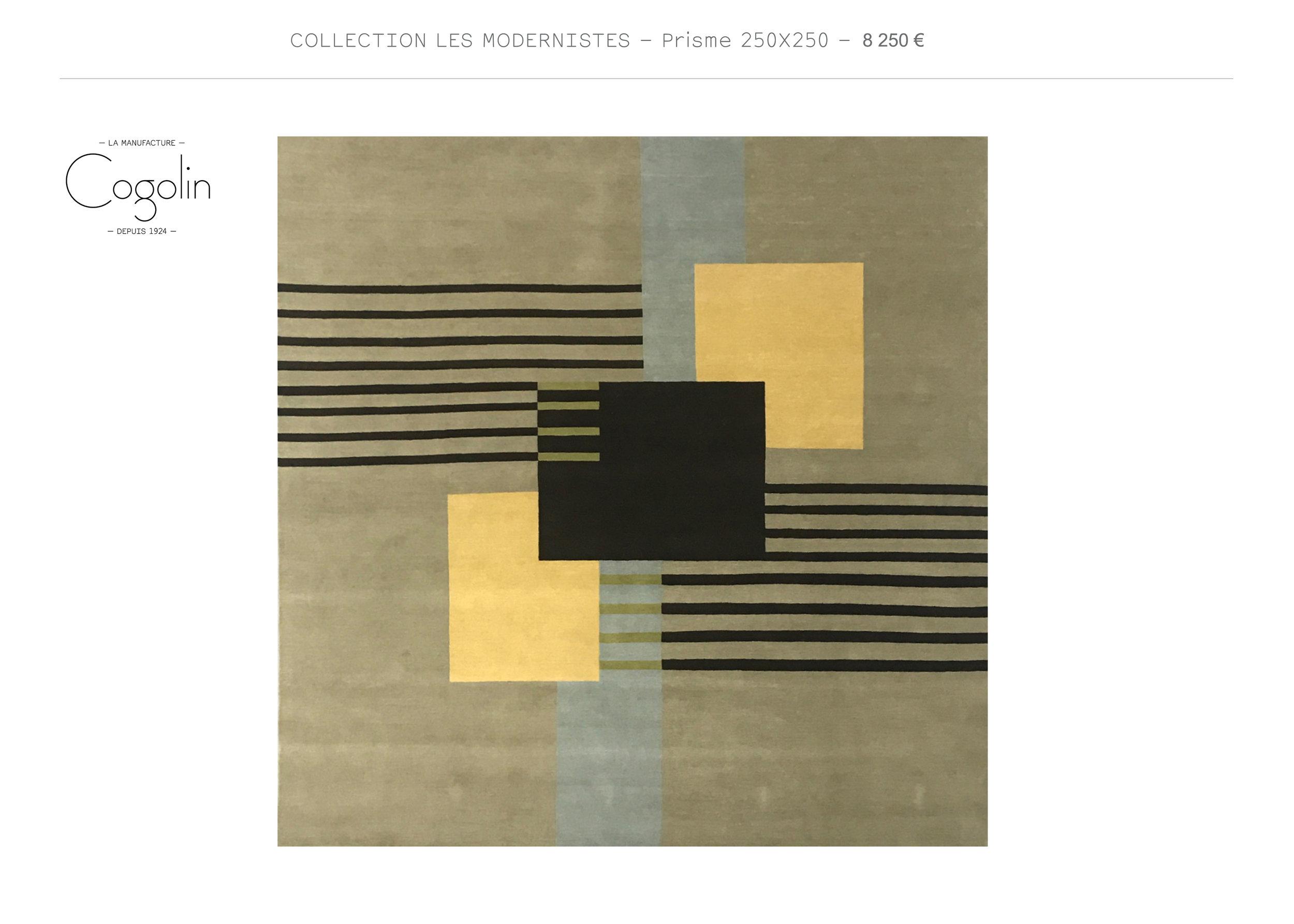 COLLECTION LES MODERNISTES - Prisme 250X250.jpg