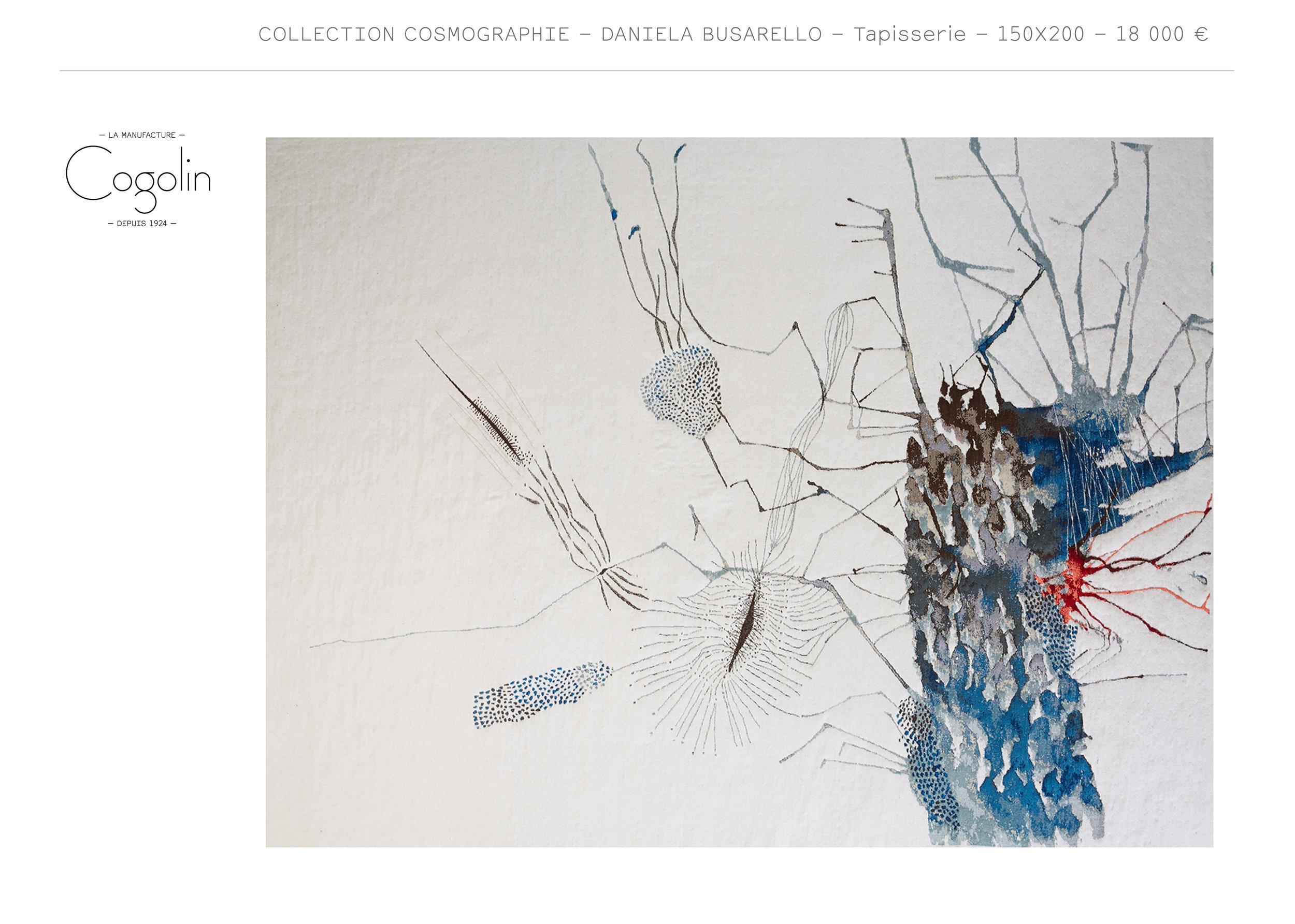 COLLECTION COSMOGRAPHIE - DANIELA BUSARELLO - Tapisserie - 150X200.jpg
