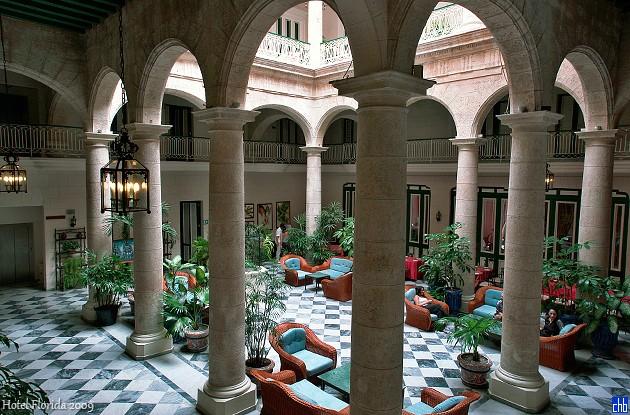 Hotel Florida, Havana Cuba