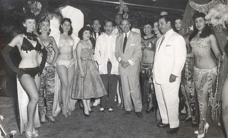Tropicana Night Club in 1950's