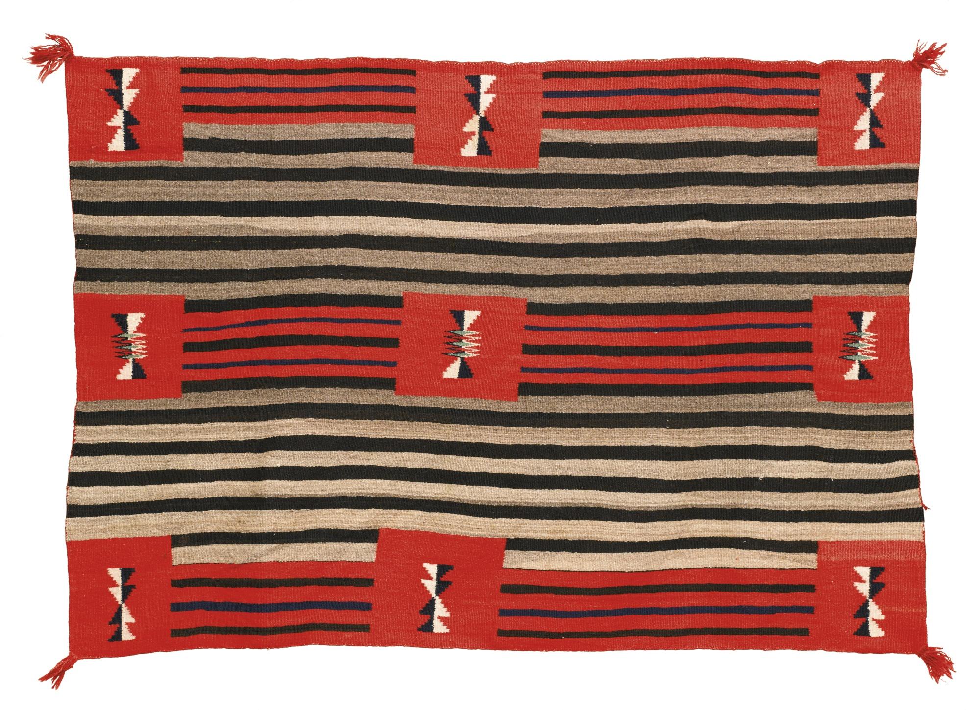 Navajo Late Classic Women's Blanket
