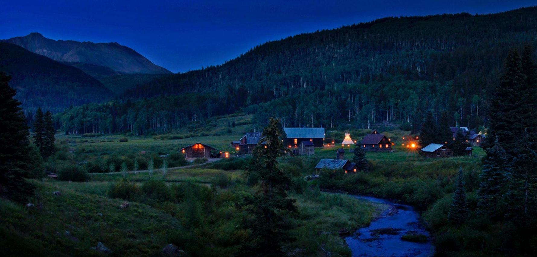 Dunton Hot Springs Resort - Dolores, Colorado