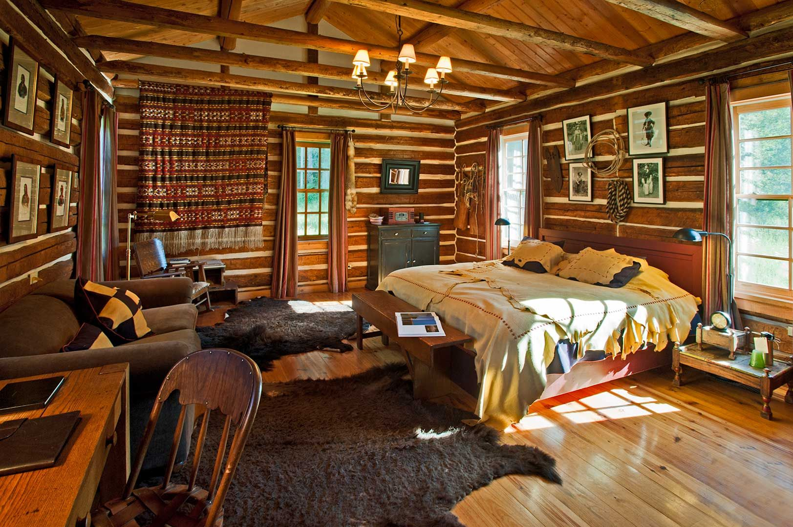 Major Ross Cabin - Dunton Hot Springs Resort: Dolores, Colorado
