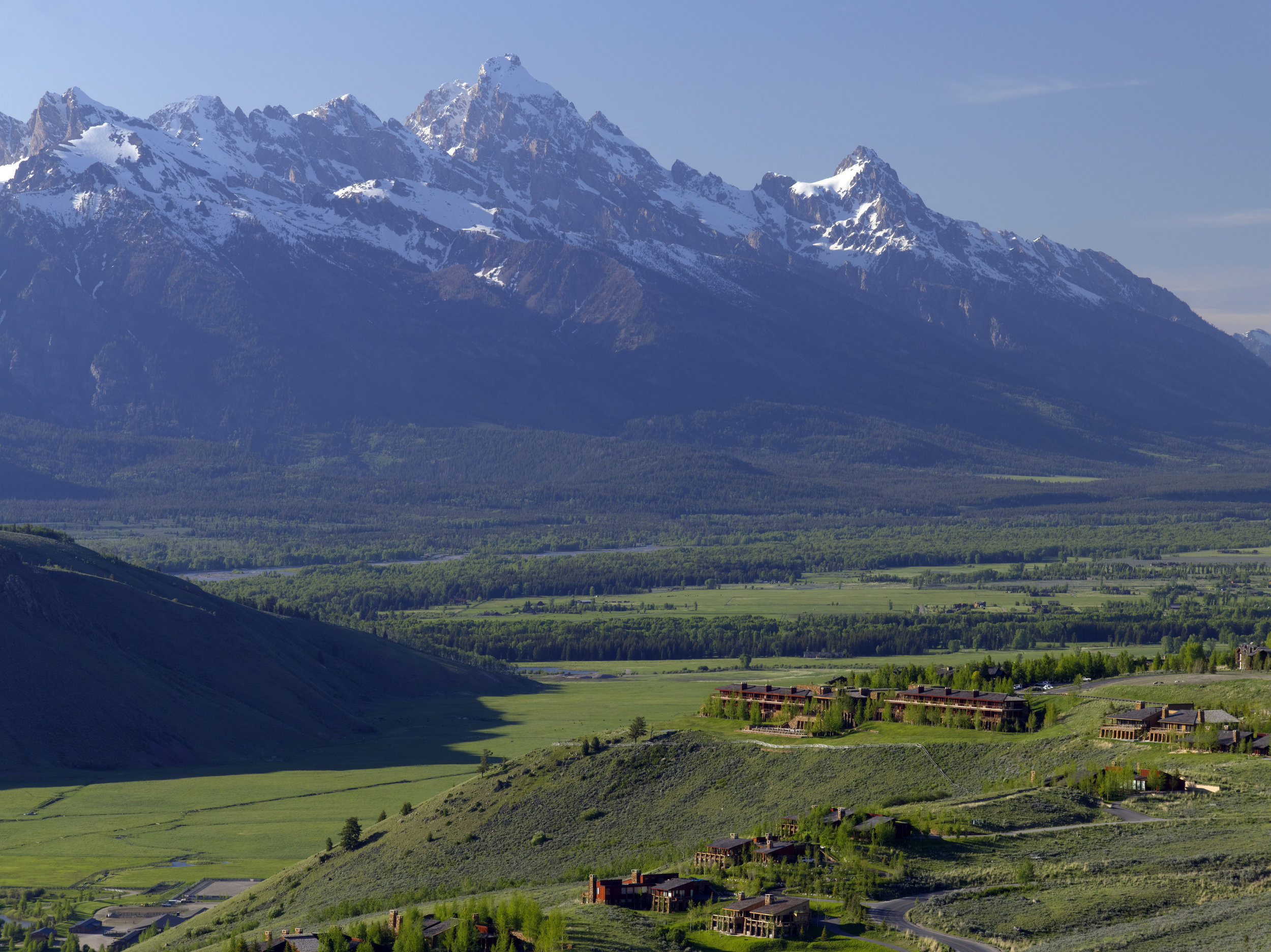 Amangani Resort - Jackson Hole, Wyoming