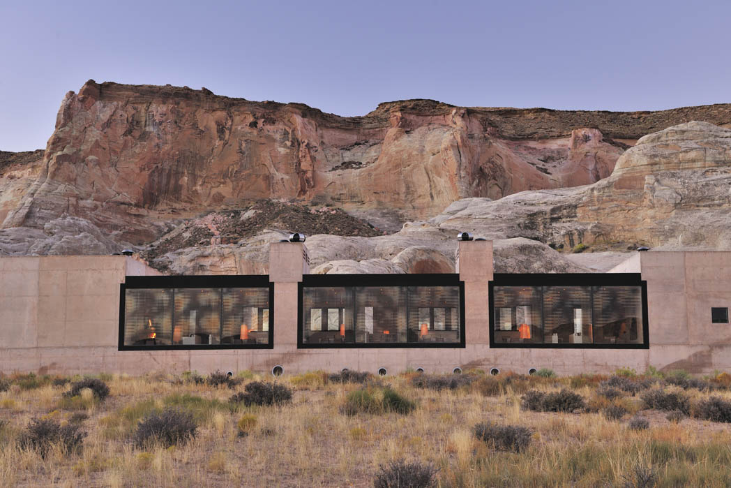 Amangiri Resort - Canyon Point, Utah