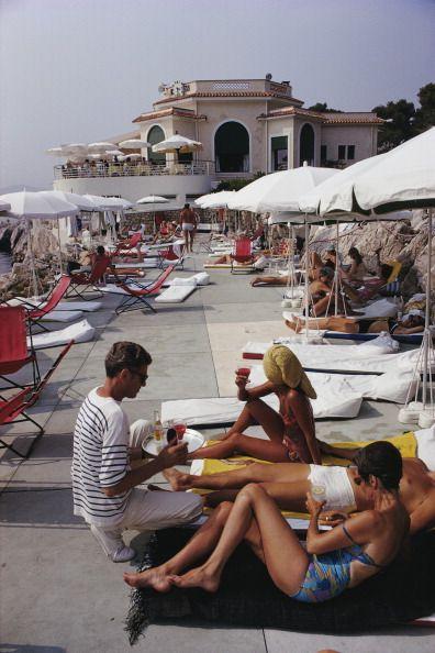 Hotel du Cap- Eden-Roc 1969