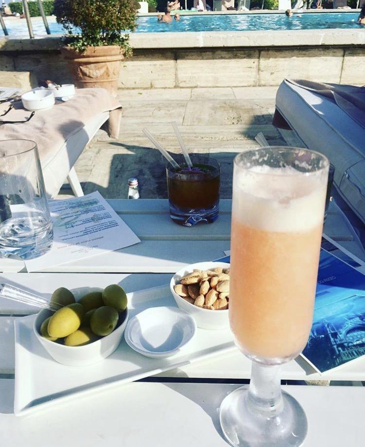 Belmond Hotel Cipriani ,Venice, Italy via Pinterest 2017