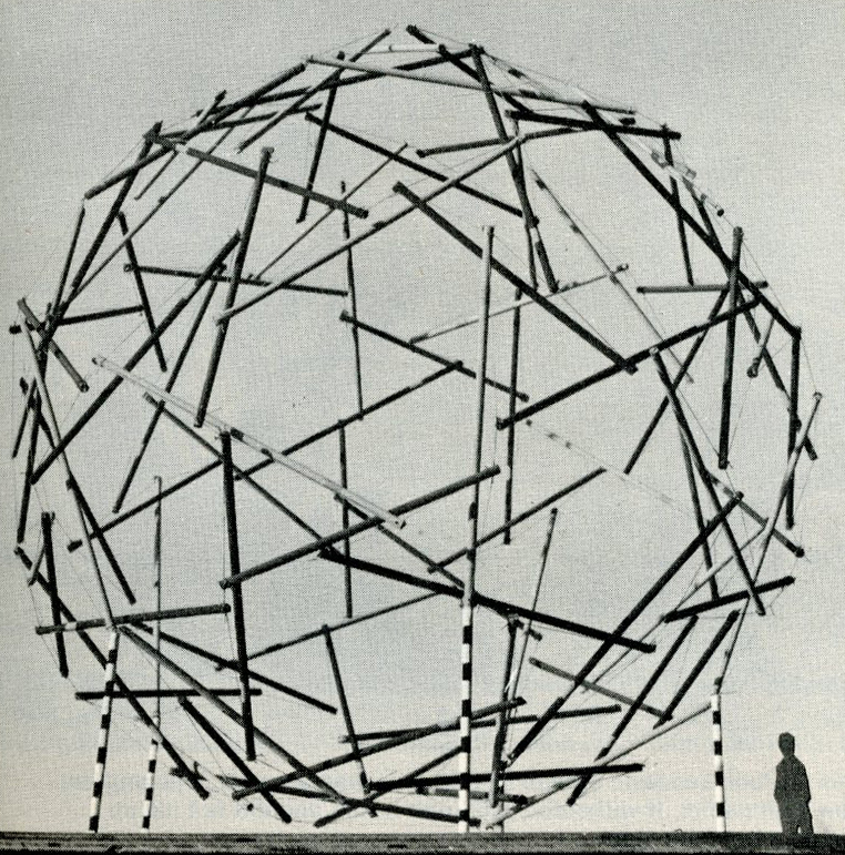 Buckminster ideas and integrities