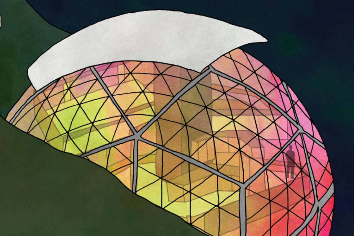 Buckminster Fuller -Poet of Geometry