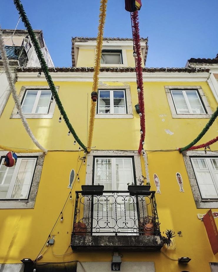Colors of Lisbon, Portugal
