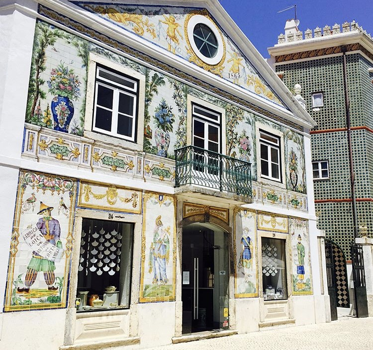 A Vida Portuguesa - Shopping